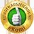 eKomi Goud onderscheiding